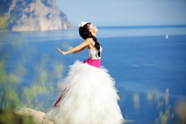 Весільна сукня – як вибрати за типом фігури 3