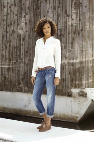 Джинси жіночі укорочені-частина модного способу