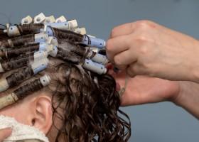 Хімічна завивка для волосся – правила виконання