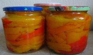 Перець маринований рецепт в домашніх умовах