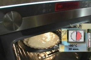 Пташине молоко торт – рецепт приготування 1