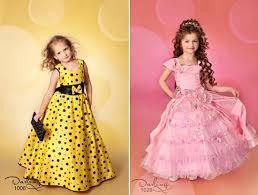 Випускні сукні фото у дитячий садок 1