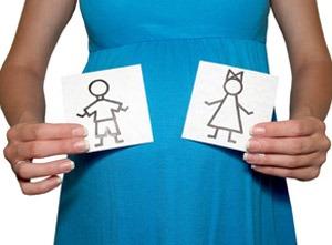 Визначити стать дитини - як і на якому терміні