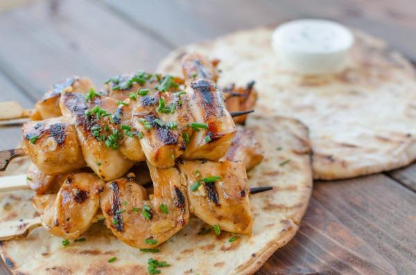 Як маринувати шашлик курячий - швидко і смачно