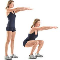 Ефективні вправи для попи в домашніх умовах 1