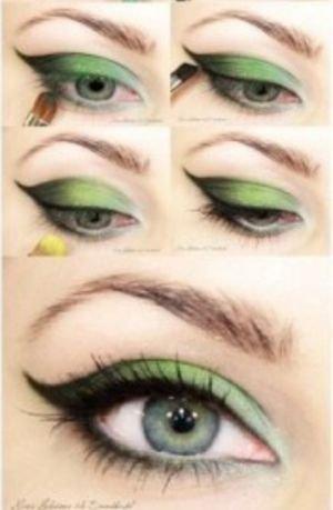 Фантазійний макіяж - покрокові інструкції 10