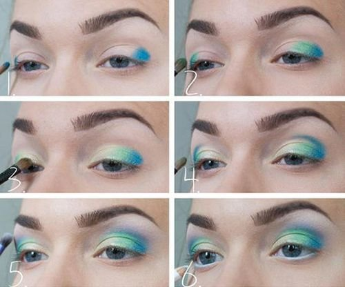 Фантазійний макіяж - покрокові інструкції 2