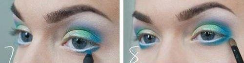 Фантазійний макіяж - покрокові інструкції 3