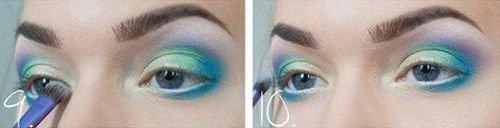 Фантазійний макіяж - покрокові інструкції 4