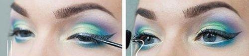 Фантазійний макіяж - покрокові інструкції 5