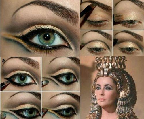 Фантазійний макіяж - покрокові інструкції 7