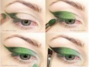 Фантазійний макіяж - покрокові інструкції 9