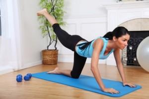 Кращі вправи для збільшення сідниць