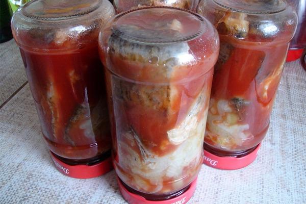 Маринована риба - цікаві рецепти приготування 1