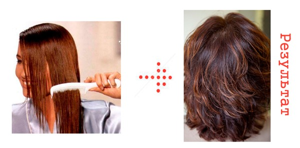 Міліровка волосся – як зробити вдома4