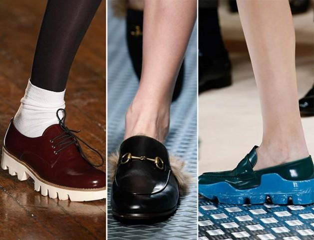 Модне взуття - всіх сезонів у 2016 році 10