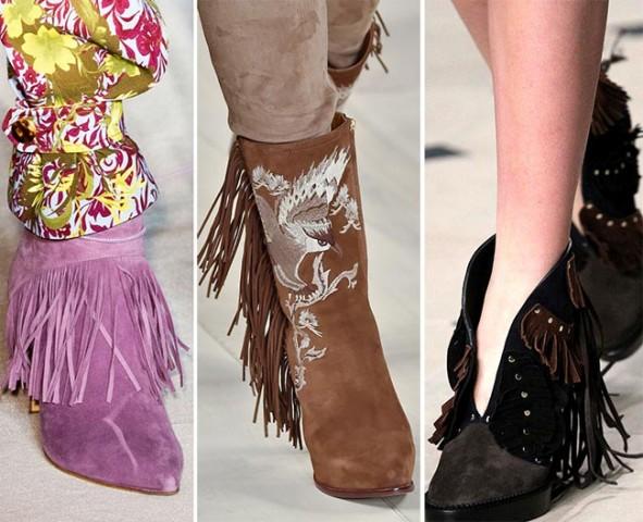 Модне взуття - всіх сезонів у 2016 році 13