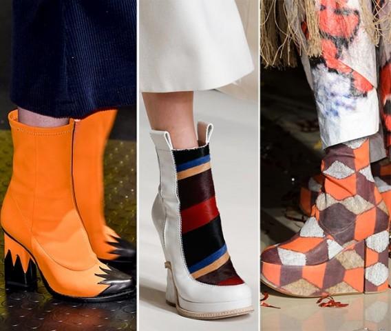 Модне взуття - всіх сезонів у 2016 році 15