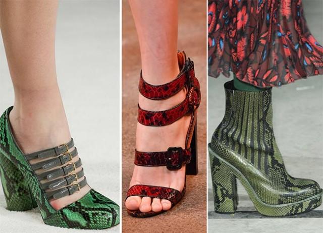 Модне взуття - всіх сезонів у 2016 році 16