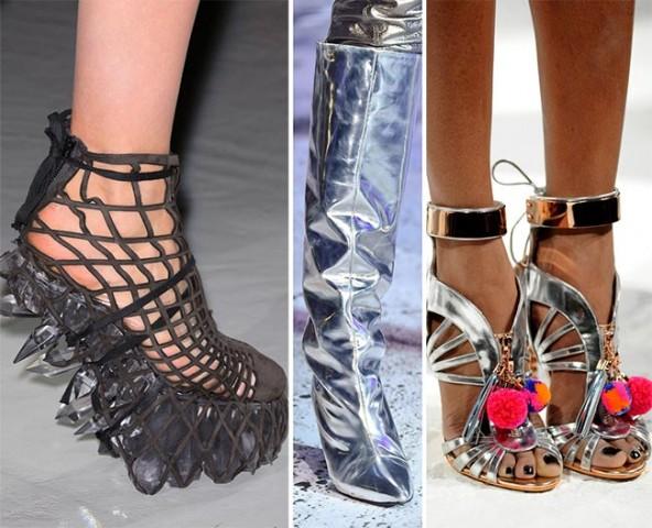 Модне взуття - всіх сезонів у 2016 році 17