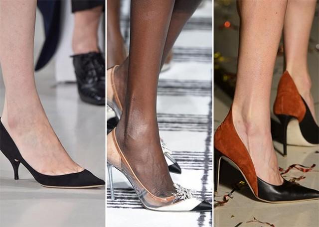 Модне взуття - всіх сезонів у 2016 році 2