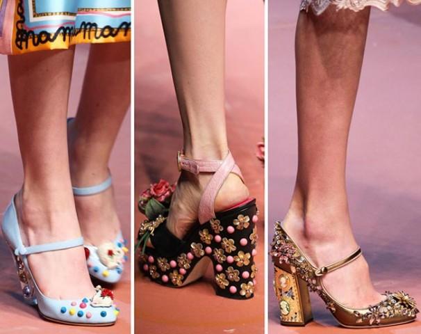 Модне взуття - всіх сезонів у 2016 році 5