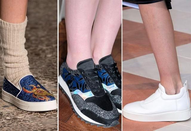 Модне взуття - всіх сезонів у 2016 році 8