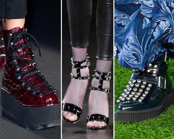 Модне взуття - всіх сезонів у 2016 році 9