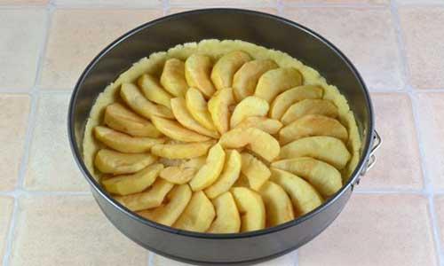 Пиріг з яблук - найпопулярніші рецепти 4