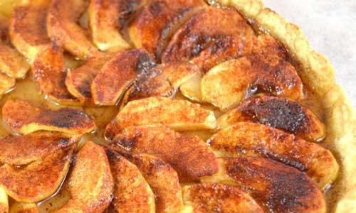 Пиріг з яблук - найпопулярніші рецепти 5