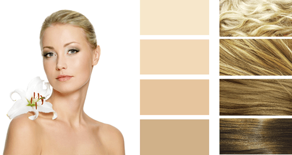 Русявий колір волосся – його відтінки і особливості 5