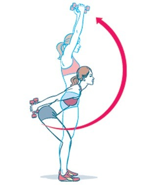Вправи для грудей, які ефективні після годування 3
