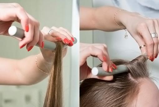 Як накрутити волосся різними способами 4