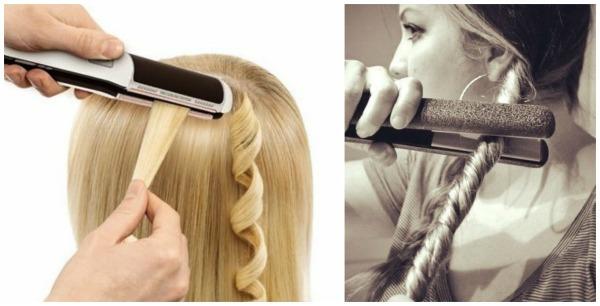 Як накрутити волосся різними способами 6