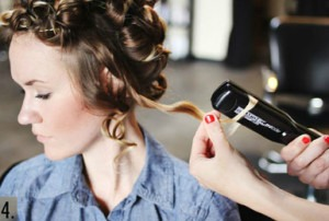 Як накрутити волосся різними способами 7