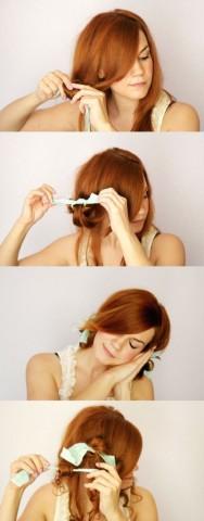 Як накрутити волосся різними способами 8