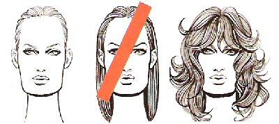 Як підібрати стрижку яка зачіска підійде 5