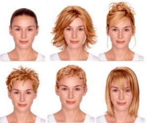 Як підібрати стрижку яка зачіска підійде 7