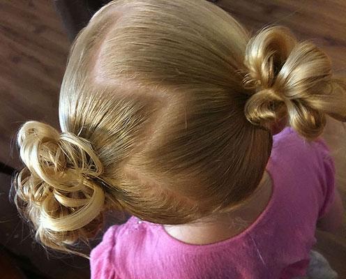 Гарні зачіски - як зробити в домашніх умовах 3