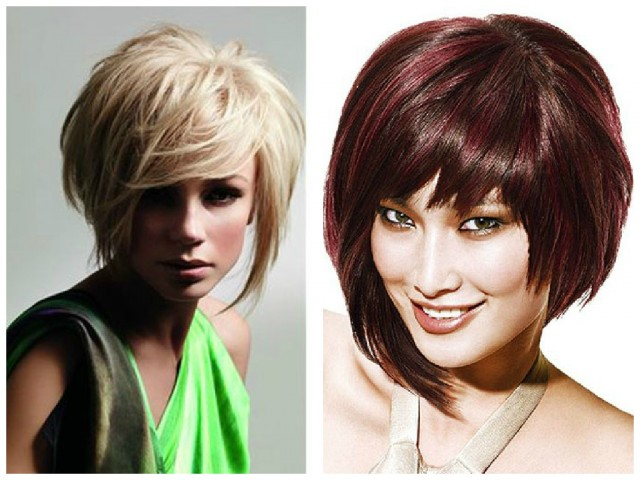 Зачіски на коротке волосся каре – види та фото 6
