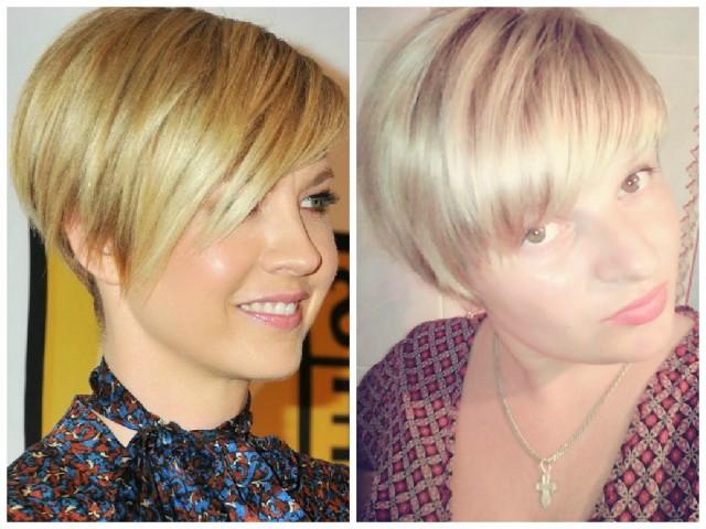 Зачіски на коротке волосся каре – види та фото 8