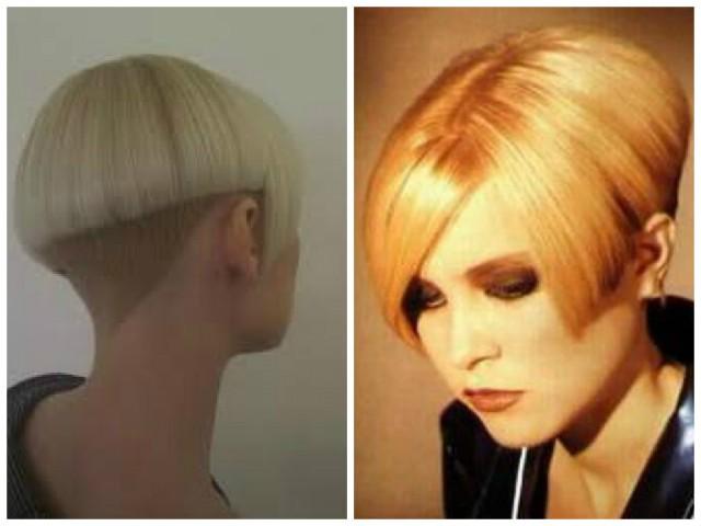 Зачіски на коротке волосся каре – види та фото 9