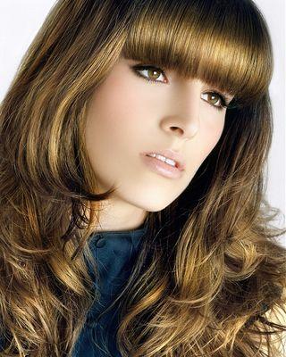 Зачіски з розпущеним волоссям – привабливі 1