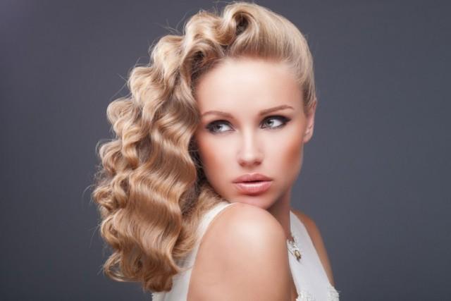 Зачіски з розпущеним волоссям – привабливі 4
