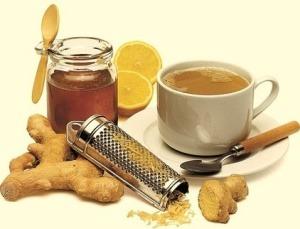 Імбирний чай - корисні властивості і протипоказання