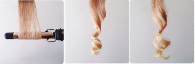 Як накрутити волосся плойкою – красиво і стильно 4