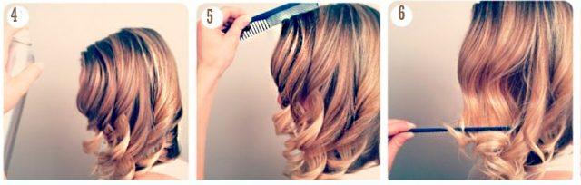 Як накрутити волосся плойкою – красиво і стильно 8