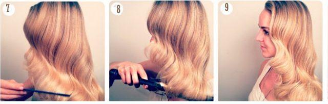Як накрутити волосся плойкою – красиво і стильно 9