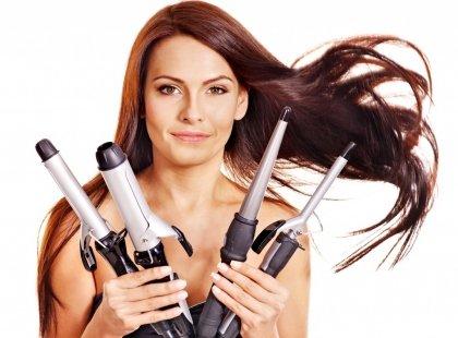 Як накрутити волосся плойкою – красиво і стильно