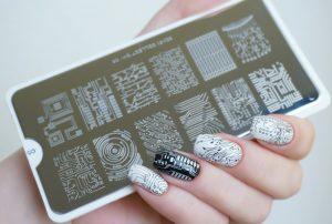 Гарний літній манікюр, Вибираємо дизайн нігтів 10